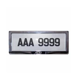 Deflector Vehicle License Plate Cover Protector Convex Center for Mercedes Benz DPC-801-C-MB Price Philippines