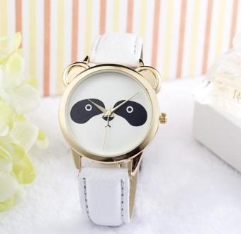Panda White Leather Watch Price Philippines