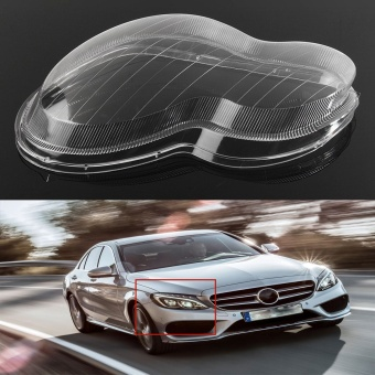 One Side Right Headlights Cover Headlamps Lens for Mercedes Benz 01-07 W203 C-Class - intl Price Philippines