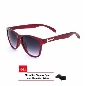 Wayfarer Classic Sunglasses with Metallic Arrow Red Frame Lens Price Philippines