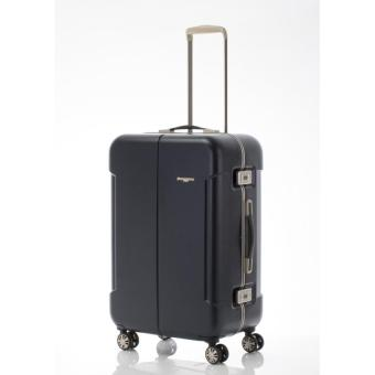 "Hideo Wakamatsu Narrow 24"" Luggage (Night Navy) Price Philippines"