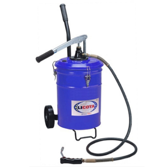 Harga Licota ATS-6003 20Liters Hand Operated Grease Pump (Blue/Black)