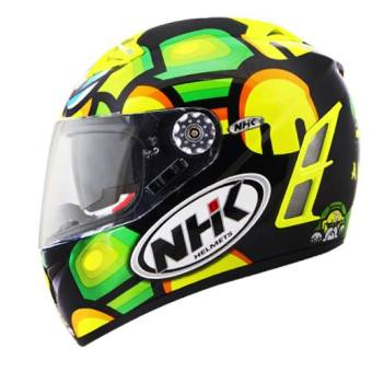 NHK Helmet Terminator Turtle (Black) Price Philippines