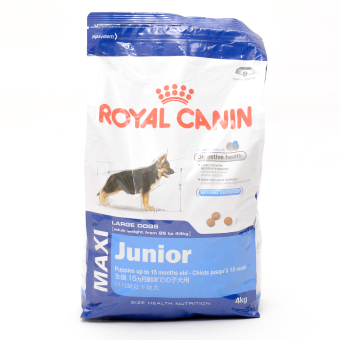 Harga Royal Canin Size Health Nutrition Maxi Junior Dry Dog Food 4kg