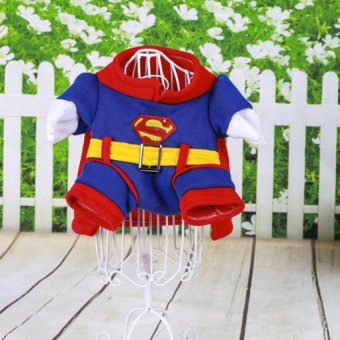 Superman dog clothes Price Philippines