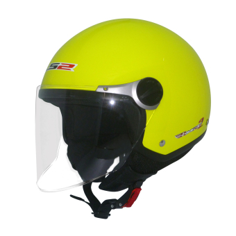 Harga LS2 Open Face OF560 Rocket 2 Helmet (Fluo Yellow)