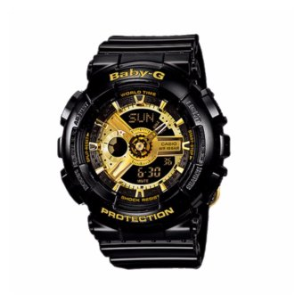 Casio Baby-G BA-110-1A Black Price Philippines