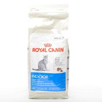 Harga Royal Canin Feline Indoor 27 Dry Cat Food 2kg