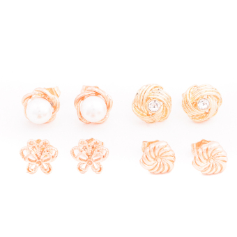 Harga Piedras Paug50 Earrings (Gold)
