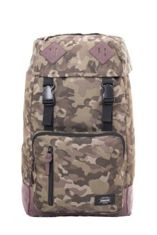 Harga American Tourister MOD Laptop Rucksack Backpack (Camouflage)