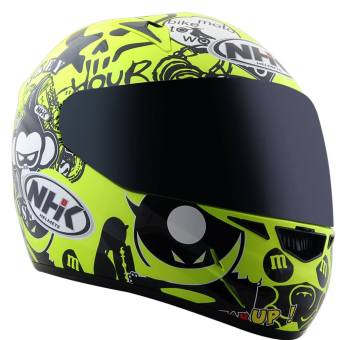 NHK Helmet GP Tech Bomb Flourescent (Yellow) Price Philippines