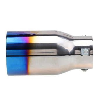 HKS Muffler Exhaust Tip Universal Size Blue Tip (Straight) Price Philippines