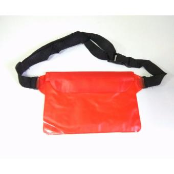 Harga Waterproof Pouch Waist Bag Pouch