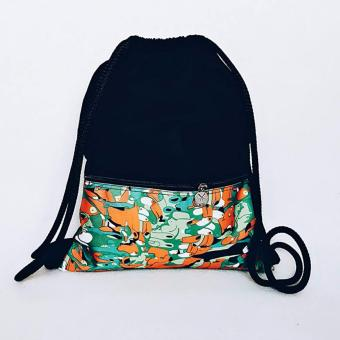 Adventure Draw String bag Parrot Price Philippines