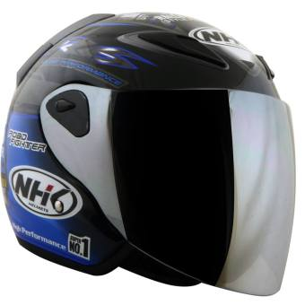 NHK Helmet R6 Rally Black Blue (L) Price Philippines