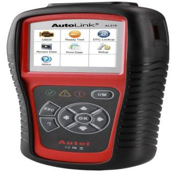 Autel AL519 AutoLink Enhanced OBD ll Scan Tool with Mode 6 Price Philippines