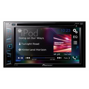 Pioneer AVH-295BT DVD RDS AV Receiver Double Din Car Stereo 50W x 4 Price Philippines