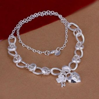 925 Sterling Silver Pendant Necklace - intl Price Philippines