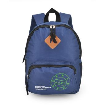 Harga Happy Kids CRL-05 Kids School Bag Backpack (Navy Blue)