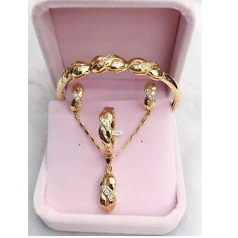 Harga Mei-Mei Infinity 4 in 1 Set Jewelry (size 6)