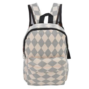 Happy Kids CRL-03 Kids School Bag Backpack (Caramel/Grey) Price Philippines