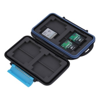 OH Memory Card Case Holder for 8 x SD SDHC Cards MC-SD8 Waterproof Anti-shock Price Philippines