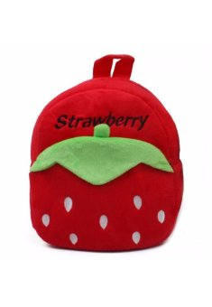 Strawberry Like Kids Fur Bag Price Philippines