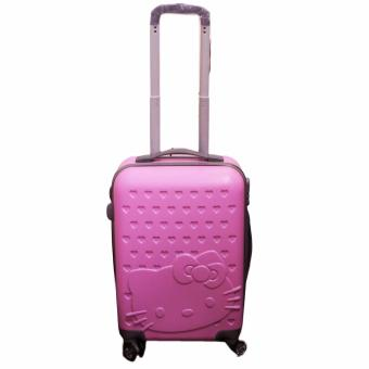 Cabin Trolley Case Wheel Rolling Suitcase Luggage Waterproof With password lock(Pink) SEPTWOLVES CLC-T Price Philippines