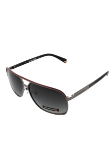 Harga Quiksilver QS-S015 C3 Sunglasses (Brown/Red/Gray)
