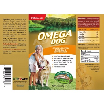 k9 Power Omega Dog 32 oz. Price Philippines