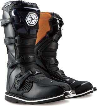 Scoyco® MBM-Series MBM-001 Motorcycle International Boots Motocross MX Racing (Black) (Size 43) Price Philippines
