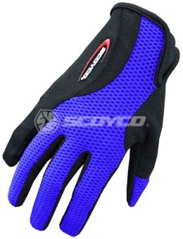 Scoyco® BG-Series BG15 Motorcycle Gloves Cycling (Blue) (XL) Price Philippines