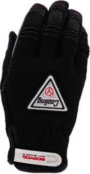 Scoyco® LE-Series LE-01 Motorcycle Gloves Reflective (Black) (M) Price Philippines