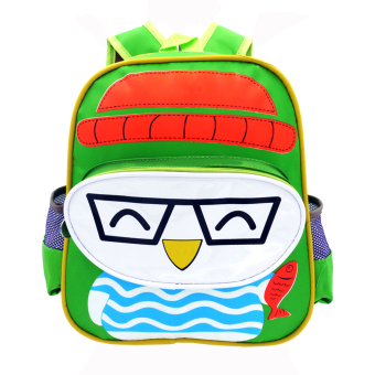 HAPPY KIDS 3009 Evan Boy Kids Backpack Outdoor Bag (Green) Price Philippines