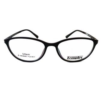 Temples Rx PAD9911 Durasteel Hinge Eyeglasses (Black) Price Philippines