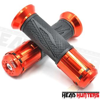 Head Hunter Automotive Motorcycle / Motorbike Universal Rizoma Handle Grip - Throttle Grip Price Philippines