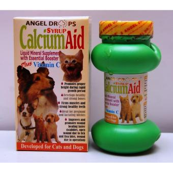 CALCIUM AID for dogs and cats 160ml Price Philippines