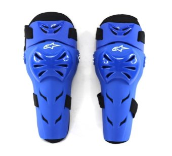 P105 Alpinestra Knee and Elbow Pad Support (Blue) Price Philippines