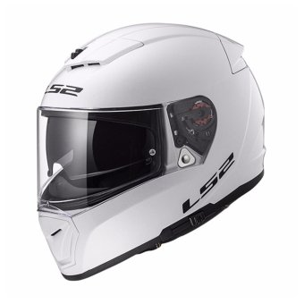 Harga LS2 Full-Face FF390 Breaker Helmet (White)