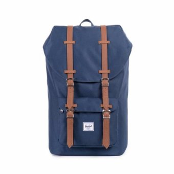 Herschel Supply Co. Little America Backpack (Navy/Tan) Price Philippines