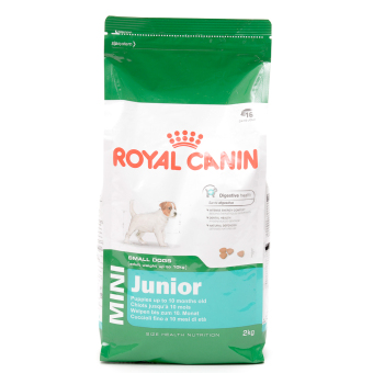 Harga Royal Canin Mini Junior Dry Dog Food 2kg