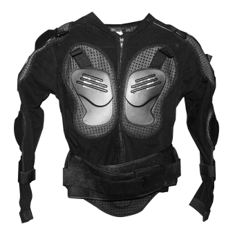 Harga KTC Motorcycle Body Armor (Black)
