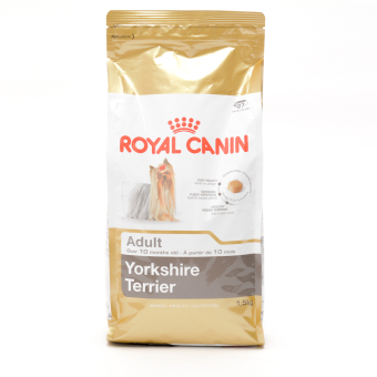 Harga Royal Canin Breed Health Nutrition Yorkshire Terrier Adult Dry Dog Food 1.5kg