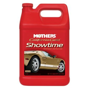 Harga Mothers California Gold 08202 Showtime Instant Detailer, Gallon