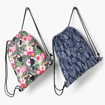Summit Outdoor Nagi And Naud Drawstring Bags (Set Of 2) Price Philippines