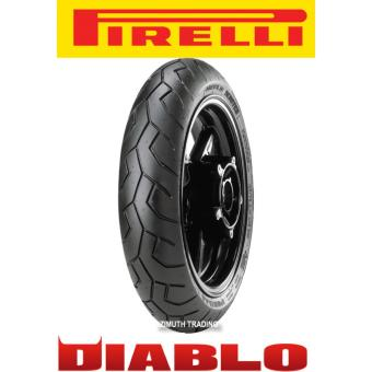 Pirelli 80/90-14 Diablo Scooter 40S Tubeless FRONT Tire (Oversized Tire, Ideal for Honda Scooters) Price Philippines