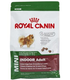 Harga ROYAL CANIN MINI INDOOR ADULT DOG DRY FOOD