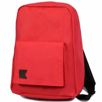 KISHU travel backpack / Hidden zippers/ Anti theft / Laptop / Premium (RED) Price Philippines