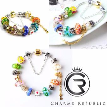 Harga Charms Republic - Fan BingBing Collection - Top Asian Actress Inspired Bracelet