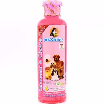 Harga Bearing Groomer's Choice Conditioning Shampoo (Fuji Apple) - 365ml